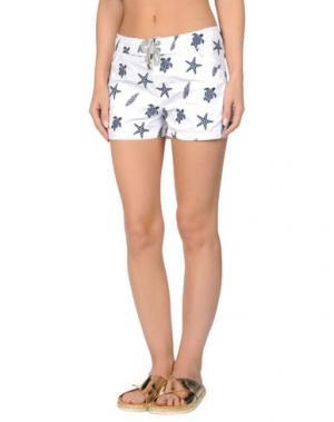 Пляжные брюки и шорты VILEBREQUIN. Цвет: белый