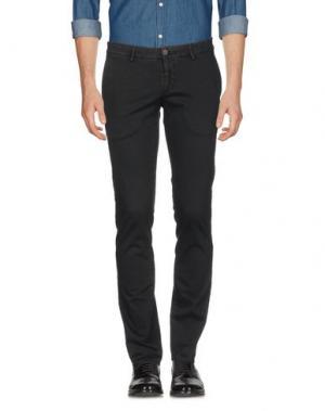 Повседневные брюки MAISON CLOCHARD. Цвет: черный