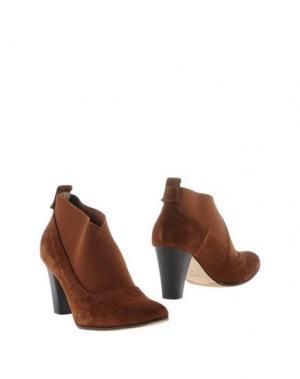 Ботинки F.LLI BRUGLIA. Цвет: коричневый
