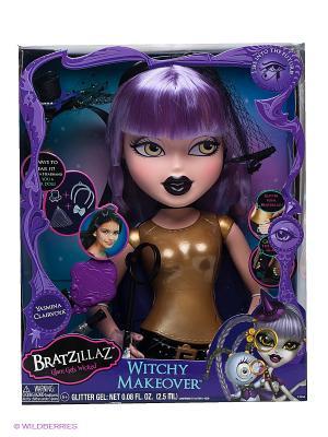 Игрушка кукла Преображение BRATZILLAZ. Цвет: фиолетовый