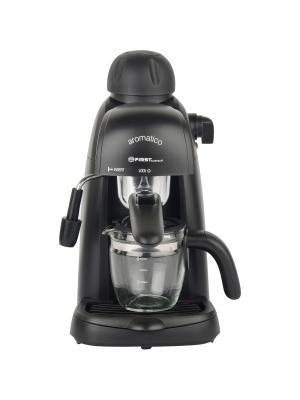 Кофеварка FIRST. Цвет: черный