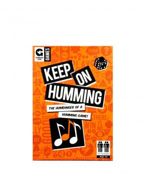 Игра «Keep On Humming» Подарки. Цвет: мульти