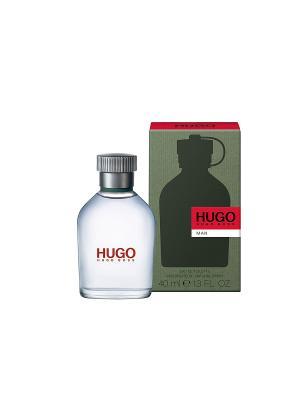 Туалетная вода-спрей  Hugo Boss 40 мл.. Цвет: прозрачный