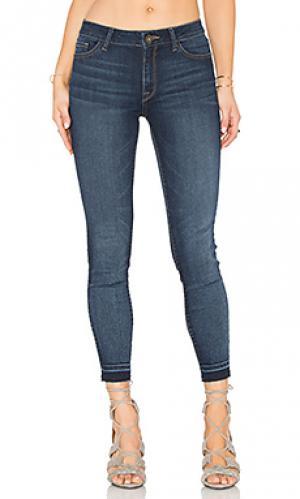 Облегающие джинсы с высокой посадкой farrow DL1961. Цвет: none
