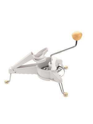Многофункциональная роторная терка DEKOK. Цвет: белый