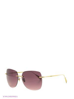 Солнцезащитные очки BLD 1629 101 GOLD Baldinini. Цвет: малиновый