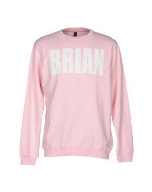 Толстовка IMB I'M BRIAN. Цвет: розовый