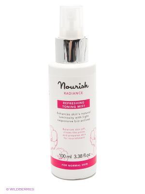 Nourish Radiance Refreshing Освежающий тоник-спрей для нормальной и зрелой кожи лица. Цвет: прозрачный