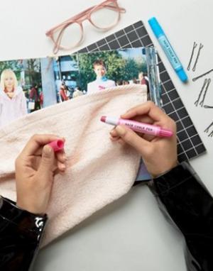 Beauty Extras Набор из мелков для волос двух оттенков Junkie. Цвет: мульти