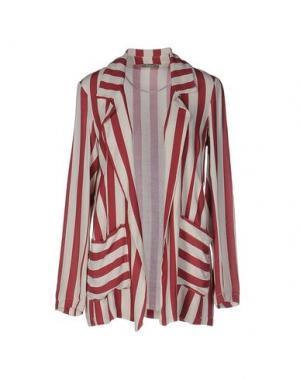 Пиджак DIXIE. Цвет: красный