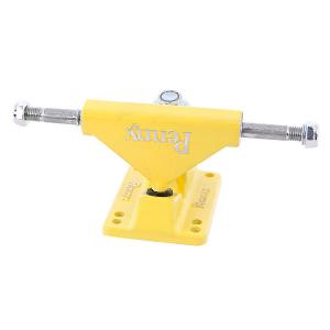 Подвески для скейтборда 2шт.  Trucks Yellow 3.125(14.9 см) Penny. Цвет: желтый
