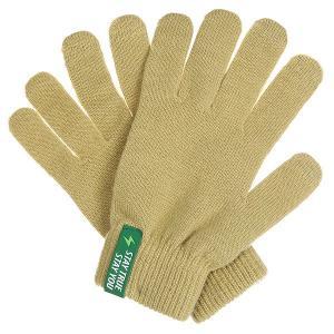 Перчатки  Touchgloves Beige TrueSpin. Цвет: бежевый
