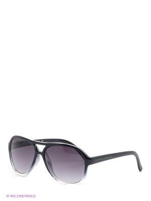 Солнцезащитные очки BB 565 R1 United Colors of Benetton. Цвет: черный