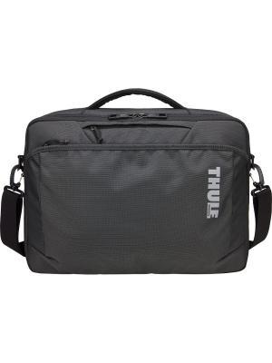Сумка Subterra Laptop Bag 15,6 Thule. Цвет: темно-серый