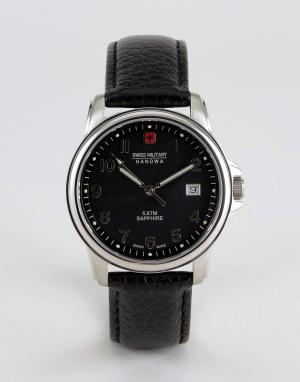 Swiss Military Часы Hanowa. Цвет: черный