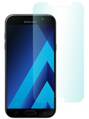 Защитное стекло skinBOX для Samsung Galaxy A7 (2017) (0.3mm, 2.5D). Цвет: прозрачный