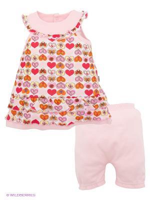 Комплект FS Confeccoes. Цвет: розовый