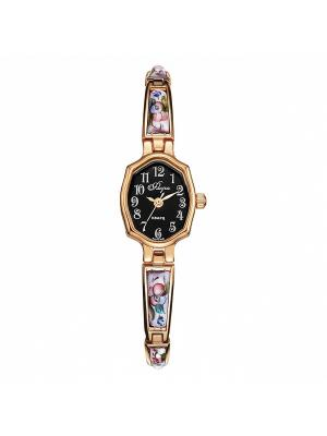 Часы Mikhail Moskvin. Цвет: розовый, золотистый