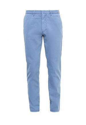 Чиносы Armani Jeans. Цвет: голубой