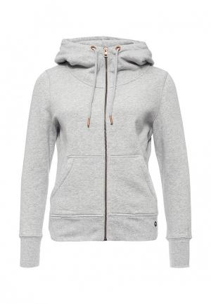 Толстовка Calvin Klein Jeans. Цвет: серый