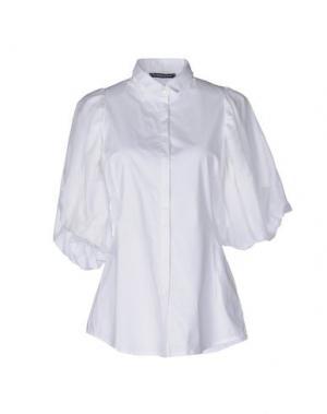 Pубашка LA CAMICIA BIANCA. Цвет: белый