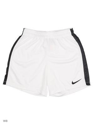 Шорты Y NK DRY ACDMY SHORT K Nike. Цвет: белый
