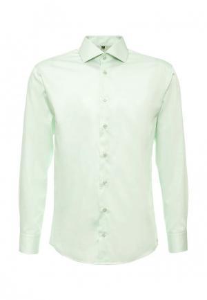Рубашка Berthier. Цвет: зеленый