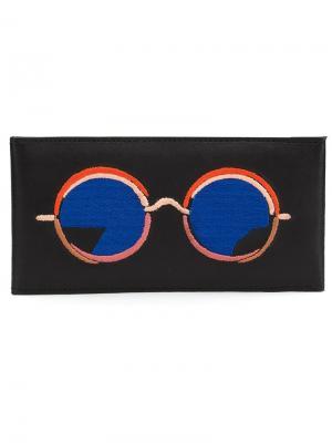 Чехол для очков Cool Rays Lizzie Fortunato Jewels. Цвет: чёрный
