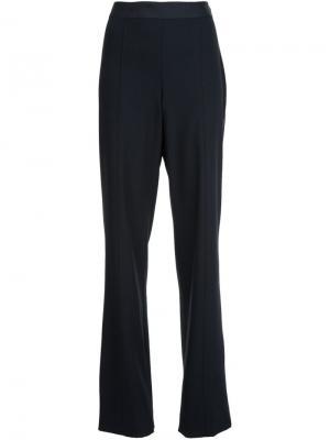 Широкие брюки Narciso Rodriguez. Цвет: чёрный