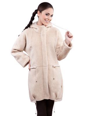 Куртка Grace ALWERO. Цвет: бежевый