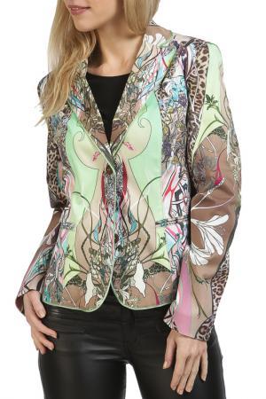 Пиджак Apanage. Цвет: зеленый