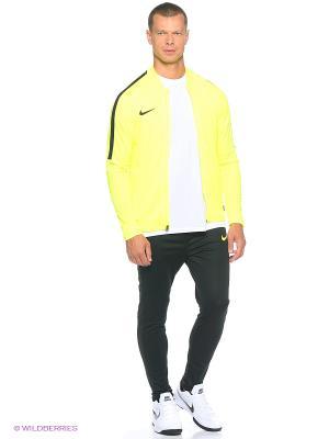 Спортивный костюм ACADEMY KNT TRACKSUIT 2 Nike. Цвет: желтый
