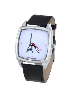 Часы Mitya Veselkov Париж Арт. CH-7. Цвет: черный