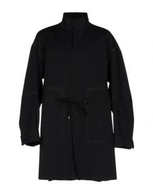 Легкое пальто AHIRAIN. Цвет: черный