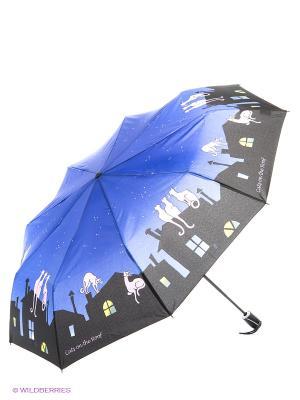 Зонт Zest. Цвет: темно-фиолетовый