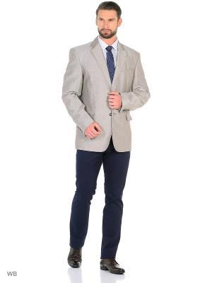Пиджак ABSOLUTEX. Цвет: бежевый