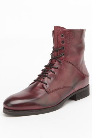 Ботинки Fru.it. Цвет: красный
