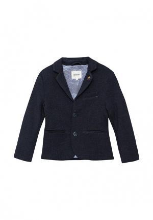 Пиджак Acoola. Цвет: синий