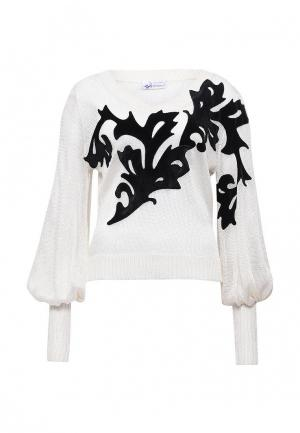 Пуловер Seanna. Цвет: белый