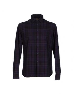 Pубашка JECKERSON. Цвет: фиолетовый
