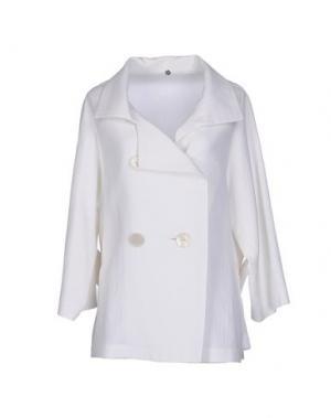 Пиджак N_8. Цвет: белый