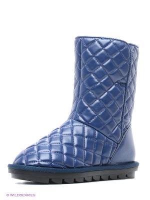 Угги Dino Ricci. Цвет: синий