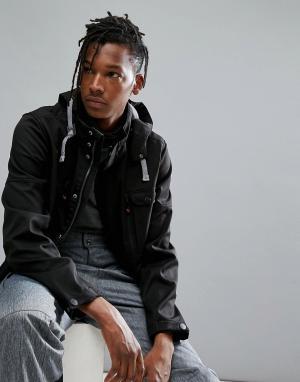 Killtec Мягкая куртка Vermondo. Цвет: черный