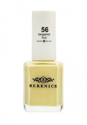 Лак для ногтей Berenice. Цвет: желтый
