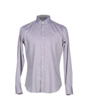 Pубашка MASTAI FERRETTI. Цвет: темно-коричневый