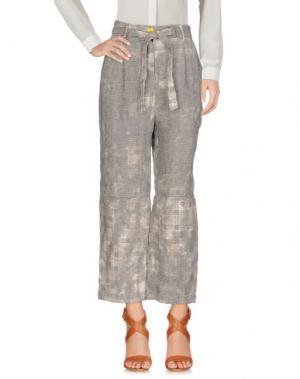 Повседневные брюки BRAND UNIQUE. Цвет: хаки
