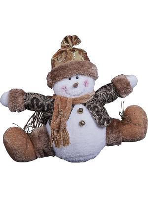 Игрушка Mister Christmas. Цвет: коричневый
