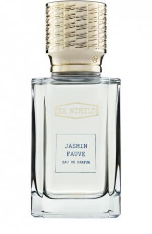 Парфюмерная вода Jasmin Fauve Ex Nihilo. Цвет: бесцветный