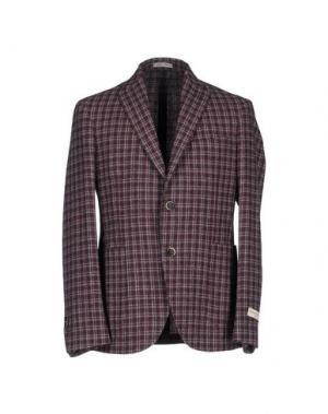Пиджак ANGELO NARDELLI. Цвет: красно-коричневый