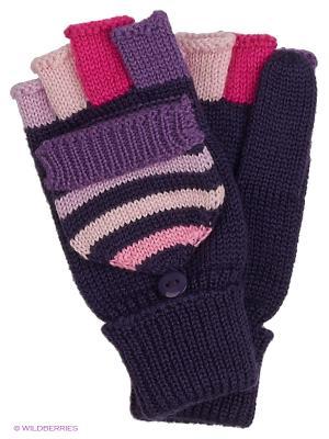 Перчатки Kerry. Цвет: малиновый